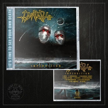 DAMNABLE - Inperdition CD (1)