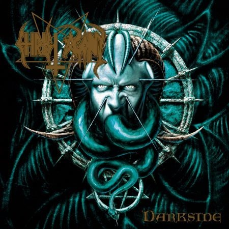 CHRIST AGONY - Darkside/Darkness (2CD) (1)