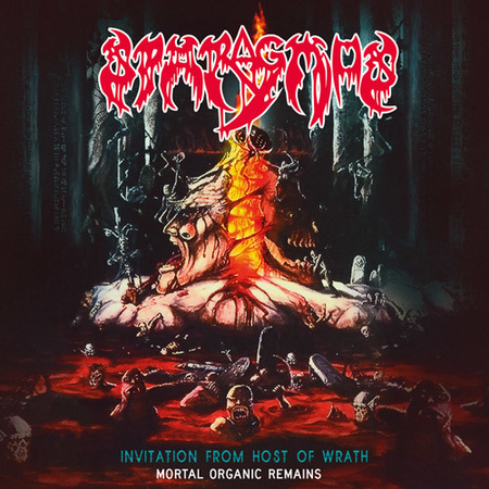 SPARAGMOS - Invitation From Host Of Wrath (1)