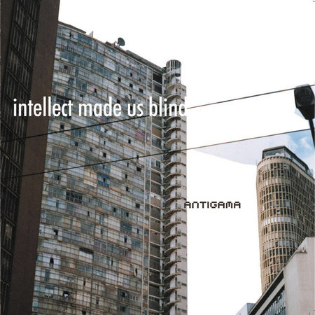 ANTIGAMA - Intellect Made Us Blind (1)
