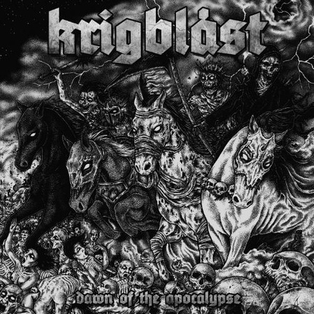 KRIGBLAST - Dawn Of The Apocalypse (1)
